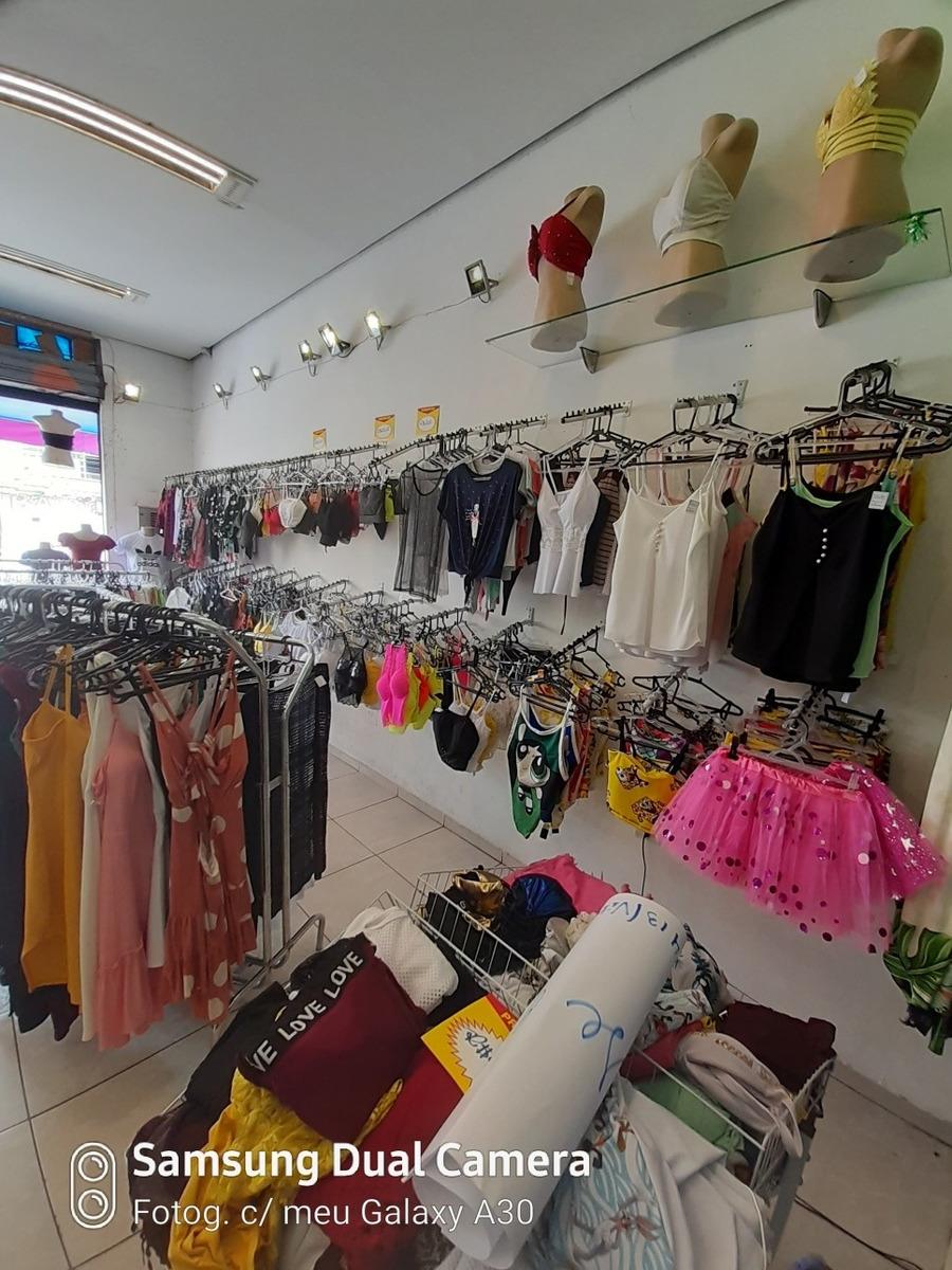 passa-se um ponto com loja de roupa