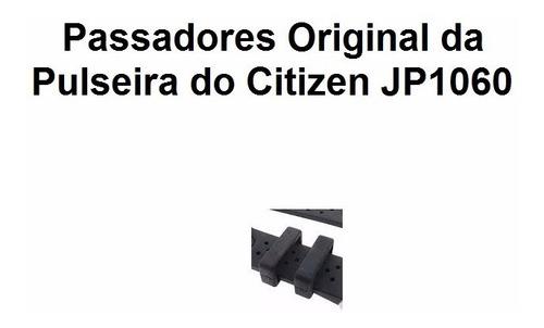 passadores pulseira citizen aqualand jp1060 bj2040 original