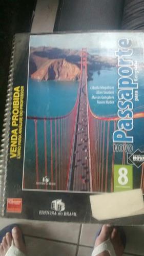 passaporte para a geografia cláudia magalhães 8 série