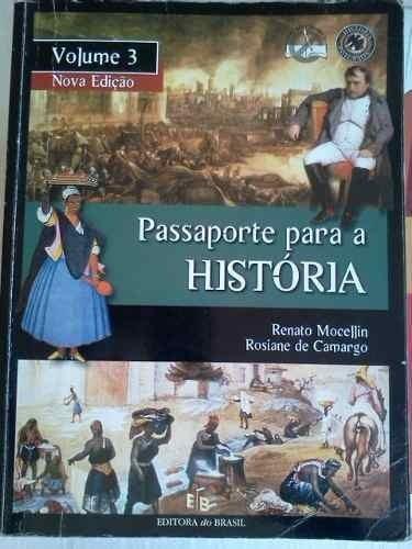 passaporte para a historia volume 3 livro do professor