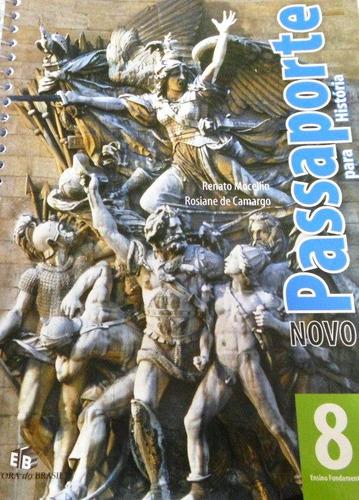 passaporte pra a historia 8 prof