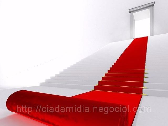 9b5d5ee5d2b55 Passarela Carpete Vermelho Para Casamento, Festas 10 Metros - R$ 119 ...