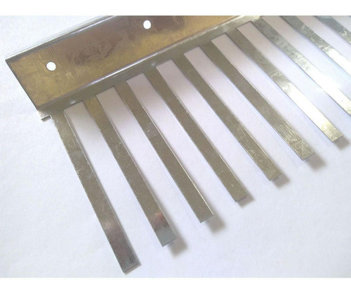 passarinheira universal anti maritacas metal 124 peça(s)