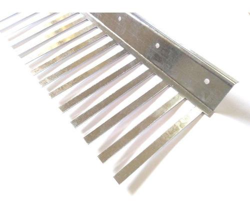 passarinheira universal anti maritacas metal 134 peça(s)