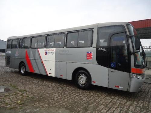 passaro marron - busscar el buss - 2006/2006 - mercedes 0500