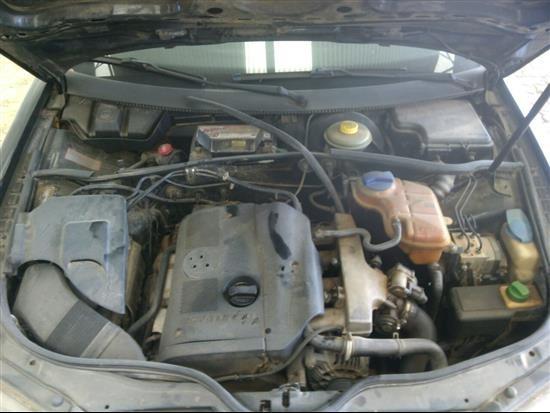 passat 1.8 turbo 1999 sucata p/ peças motor câmbio mecânico