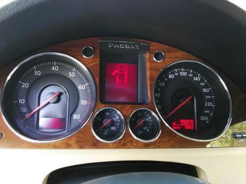 passat blindado 4p sedan v6 2006