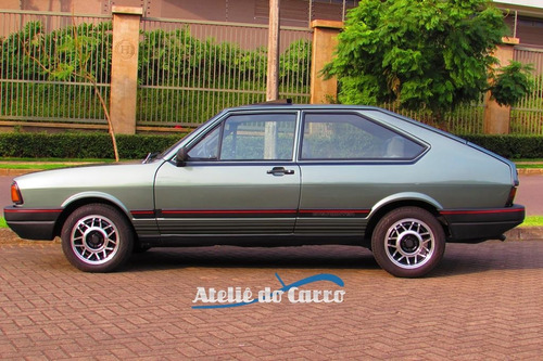 passat gts pointer 1987 2º dono vendido - ateliê do carro