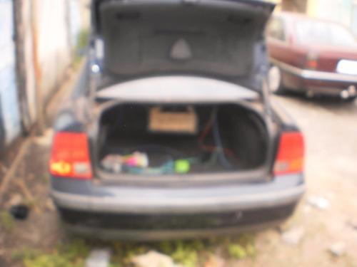 passat sedan 1.8 turbo sucata para peças