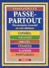 passe-partout(libro )