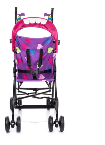 passeio bebê carrinho