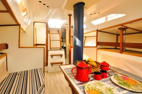 passeio de veleiro em ubatuba (de 5 a 8 pessoas) $ /pessoa