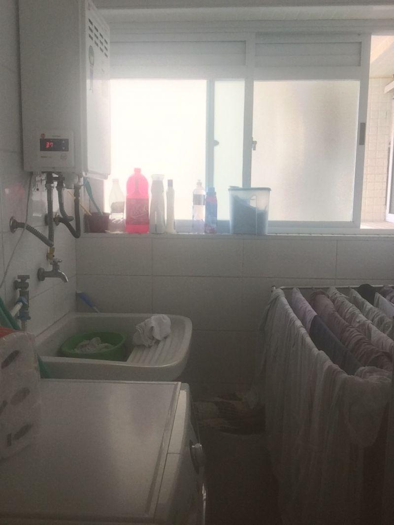 passeio do embaré 3 dormitórios, pronto para morar! - 567