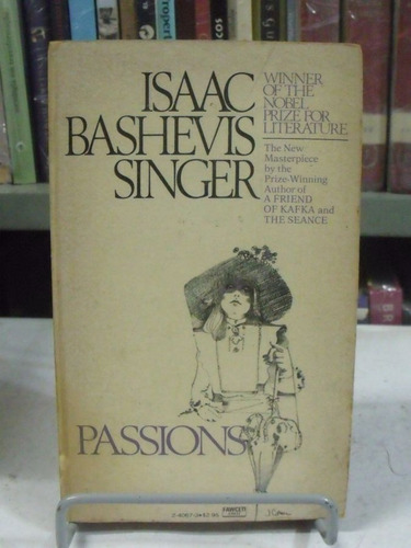 passions - isaac bashevis singer