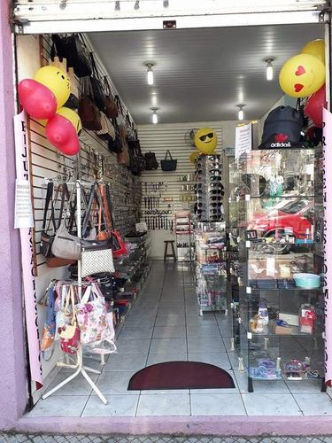 passo o ponto de loja de bijuterias e cosméticos