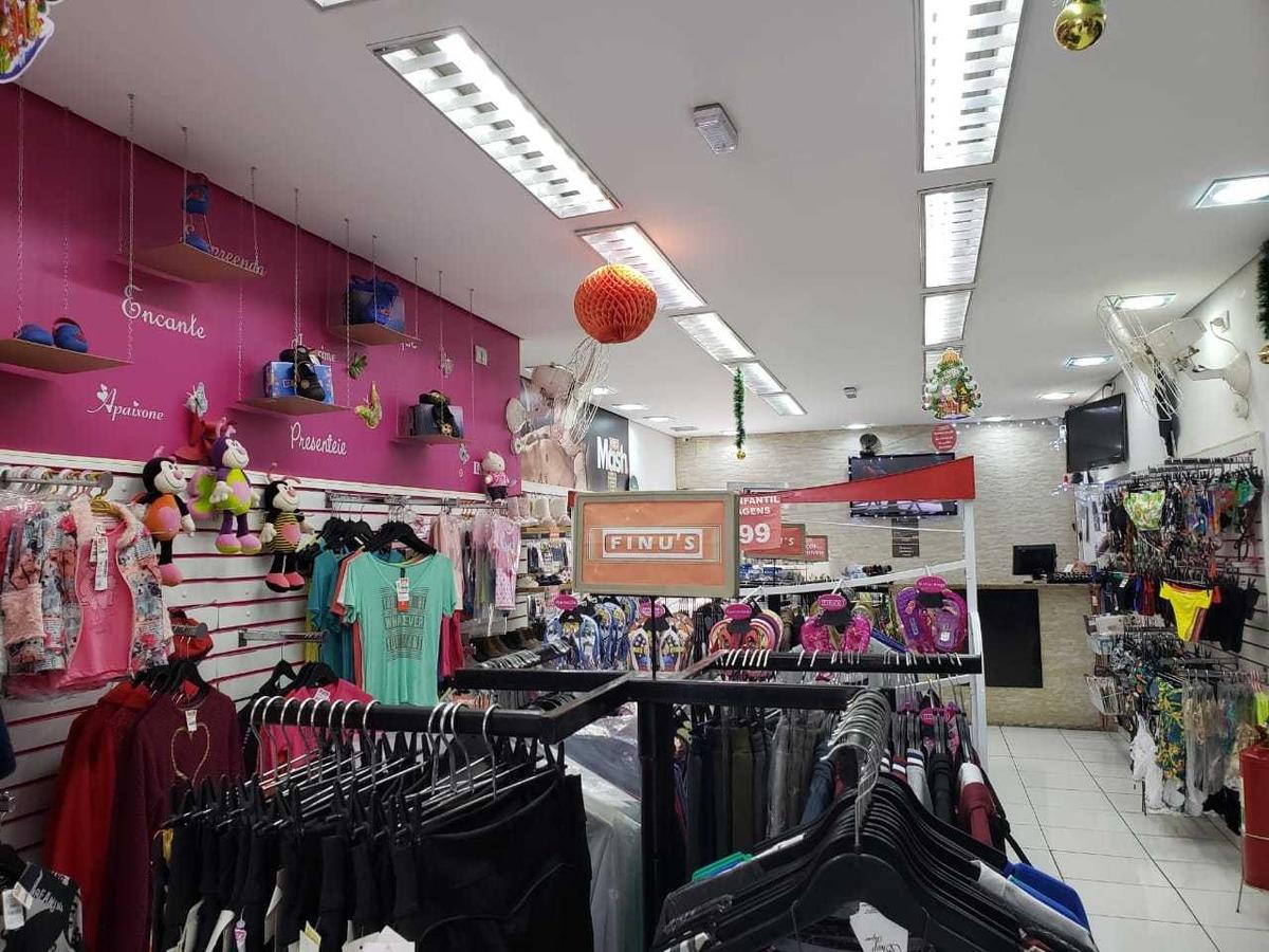 passo o ponto de loja de roupas adulto, infantil e acessorio