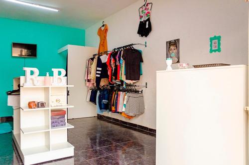 passo o ponto loja de roupa feminina
