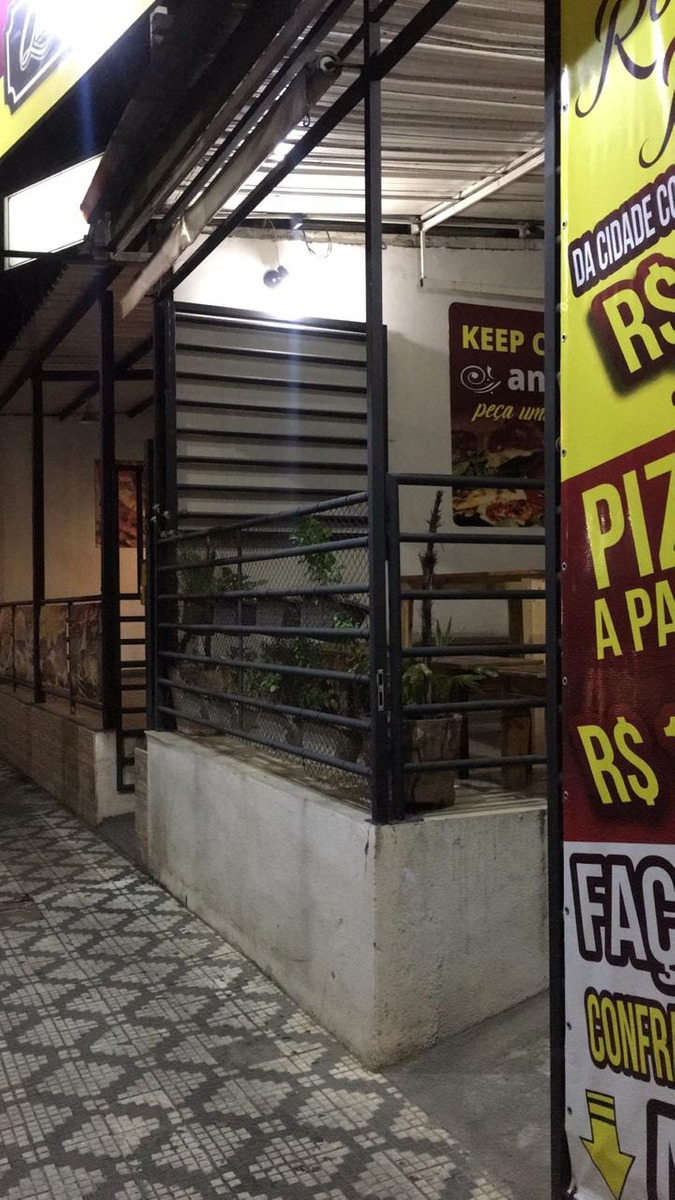 passo ponto de pizzaria