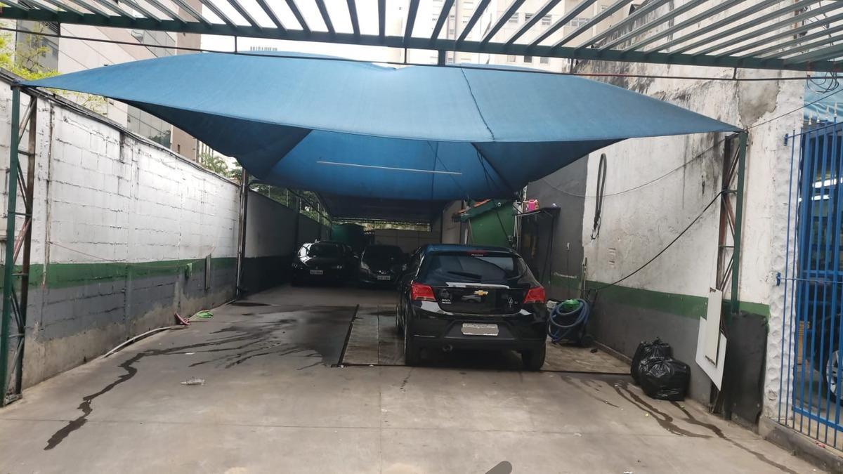 passo ponto: lava-rápido e estacionamento - itaim-bibi