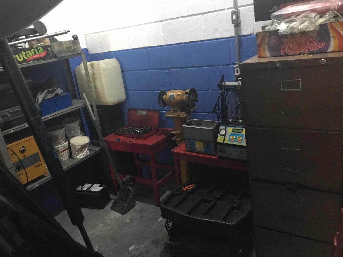 passo ponto oficina mecânica