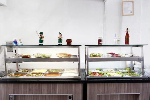 passo ponto: restaurante e lanchonete há 25 anos no mercado