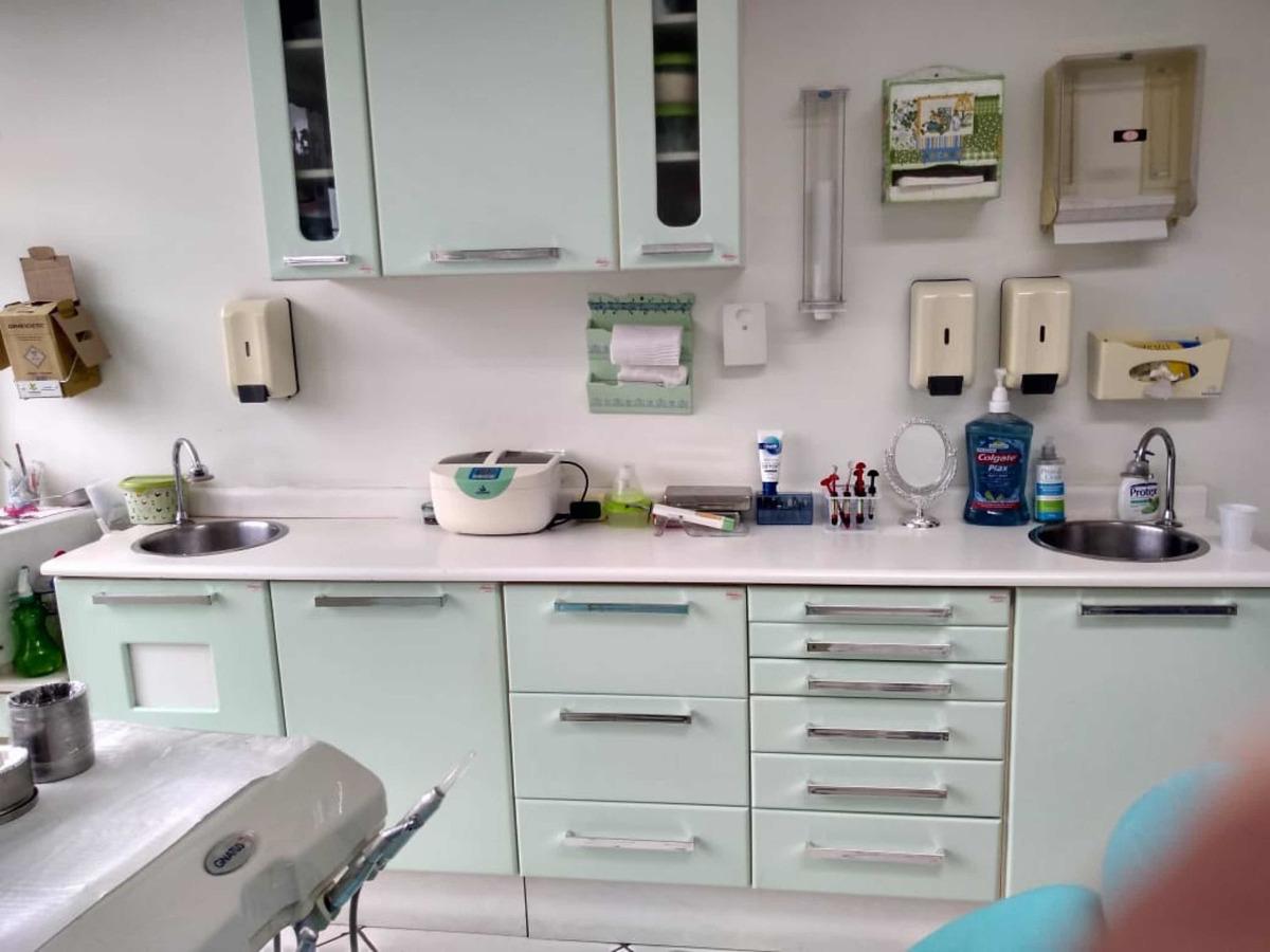 passo ponto vendo consultório odontologico