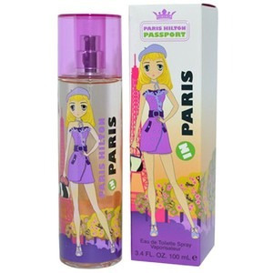 passport paris de p. hilton de 100ml de mujer- 100% original