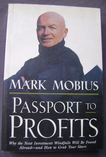 passport to profits - mark mobius