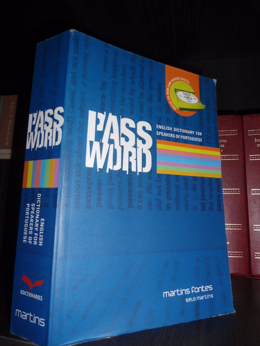 English Dictionary Book
