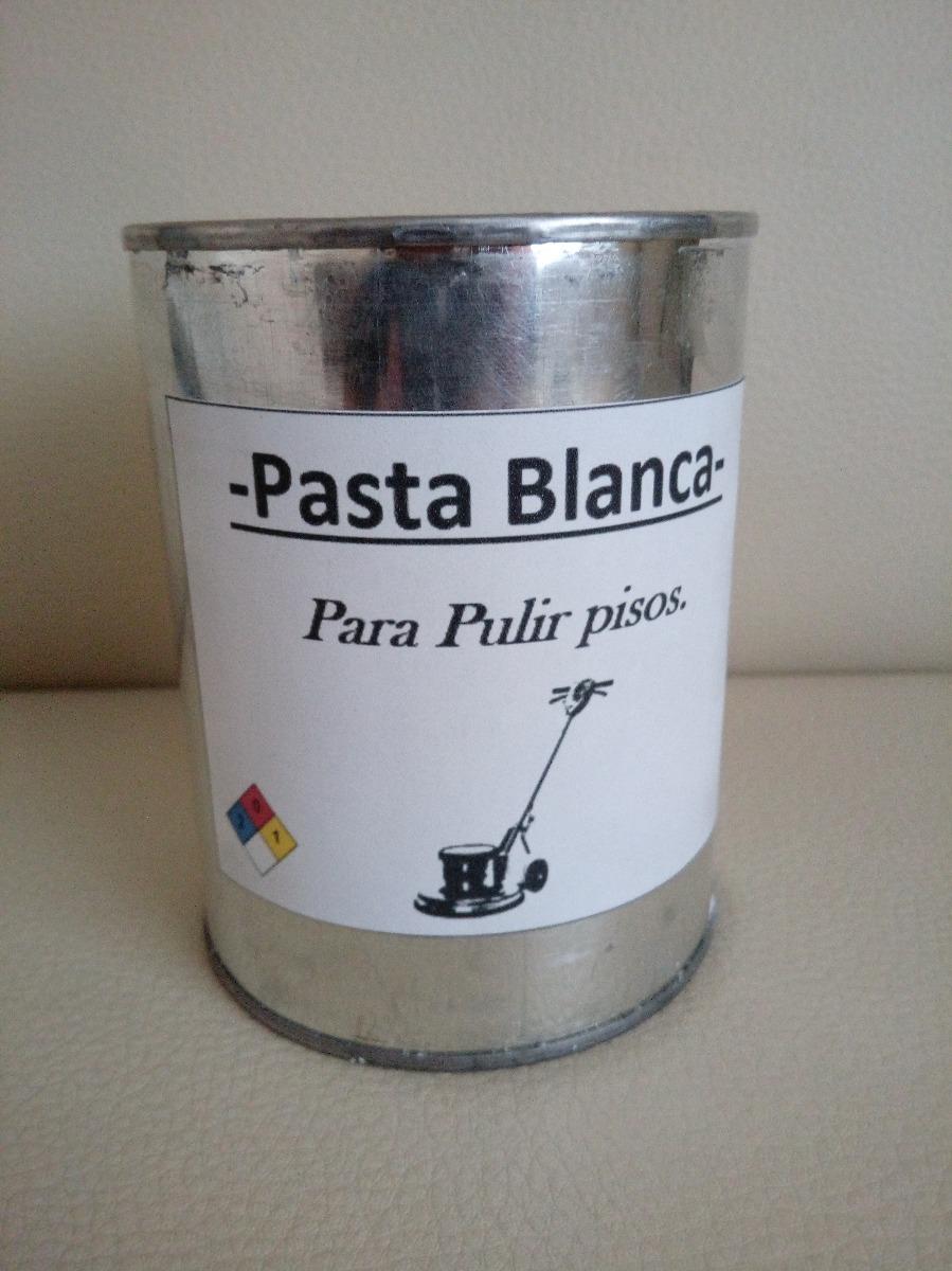Pasta blanca para pulir m rmol y pisos duros 1 kilogramo - Pulir marmol a mano ...