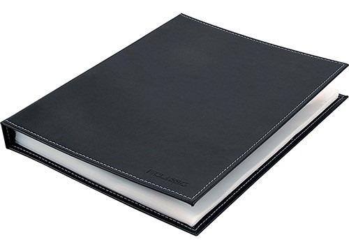 pasta catalogo e-classic c/50 env.ref.6038pr unid. dac