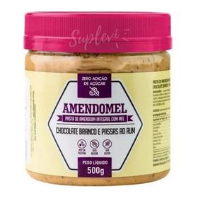 Pasta De Amendoim Integral - Amendomel 500g