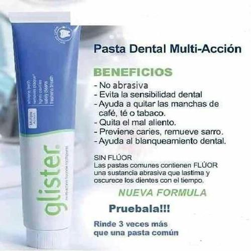 pasta de dientes multiacción con fluoruro (200g)