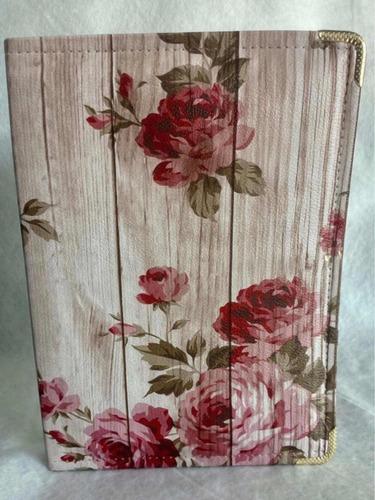 pasta de louvor n 5 - kit com 24 pastas floral frete grátis