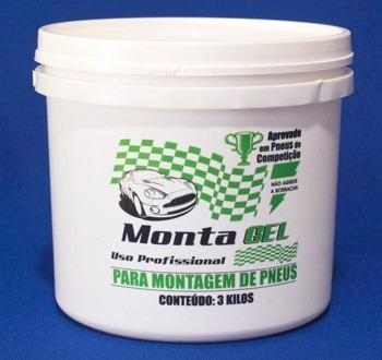 pasta de montagem de pneus - monta gel / ref. schrader 3003