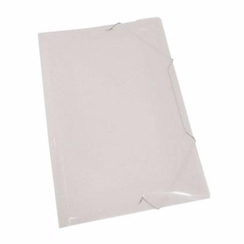 pasta de plastico com aba elástico tamanho ofício pct10un