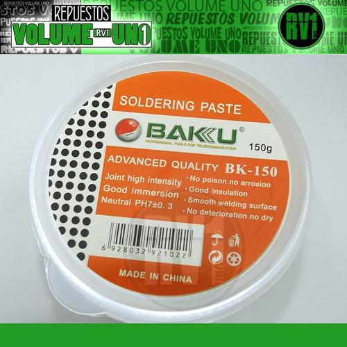 pasta de soldadura cautin baku bk-150g