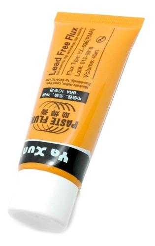 pasta de soldar flux yaxun yx-636 original premium