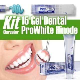 Pasta Dental Clareadora 15 Un Brancos Prowhite Hinode R 159