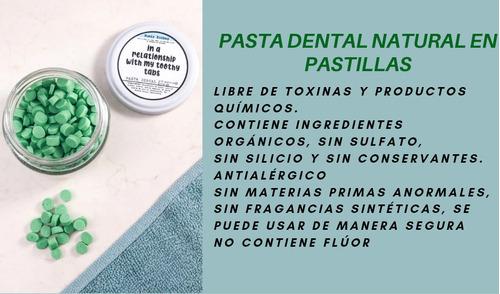 pasta dental natural orgánico