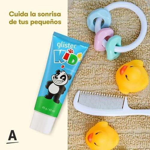 pasta dental para los peques de la casa