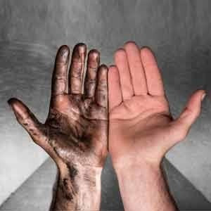 pasta desengraxante de mãos  (tiragraxa)