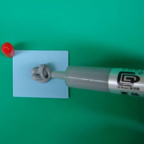 pasta disipadora de plata gd900 / 3 grs por jeringa