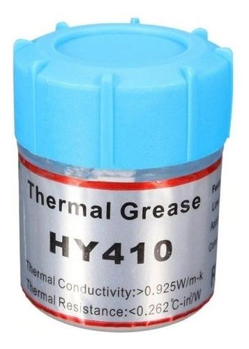 pasta disipadora térmica hy410 para procesadores y otros