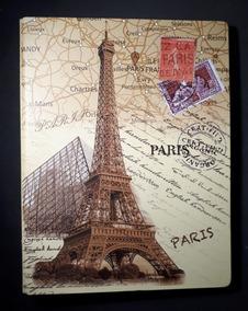 769f1dd6abd Pasta Fichário Planner Agenda A5 Paris C/ Argolas Importado