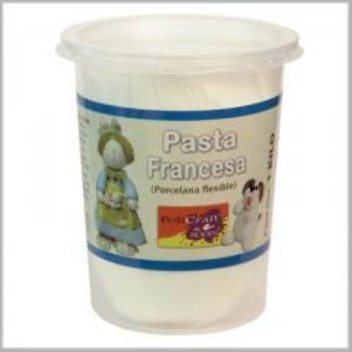pasta flexible, porcelana fría, pasta francesa