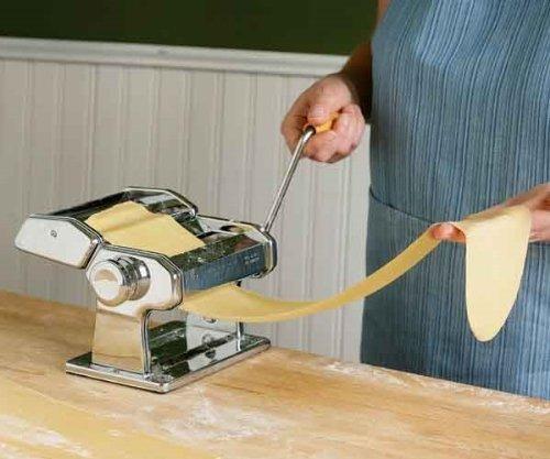pasta maker machine de imperia- construcción de acero para s