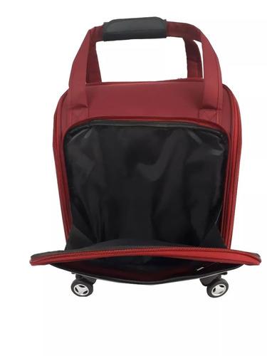 pasta/ maleta executiva notebook polo king - 21022