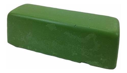 pasta para amolar facas verde cromo jacare 145 gr 2 unidades