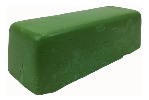 pasta para amolar facas verde cromo jacare 145 gr 5 unidades